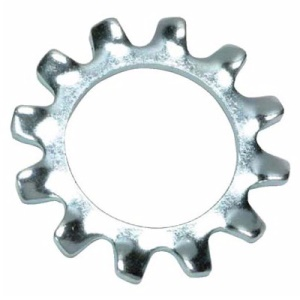 แหวนจักรนอก (BW External Tooth Lock Washer)