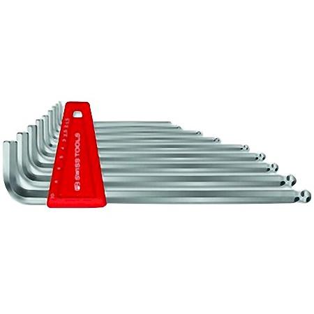 ประแจแอลหกเหลี่ยมมิล (L-Wrenches Key)