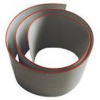 สายแพกลมสีเทา (Round Conductor Flat Cable)
