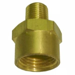 ข้อต่อตรงเกลียวนอก-ใน (Adaptor Brass)