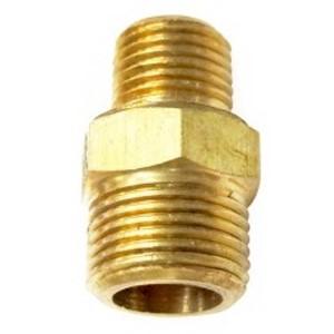 นิปเปิ้ลทองเหลืองเกลียวนอก (Coupling Brass)
